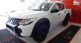 L200 Triton Sport Glx Outdoor 2.4 Diesel - R$ 193.990,00