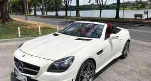 Slk-55 Amg V8 24v - R$ 219.000,00